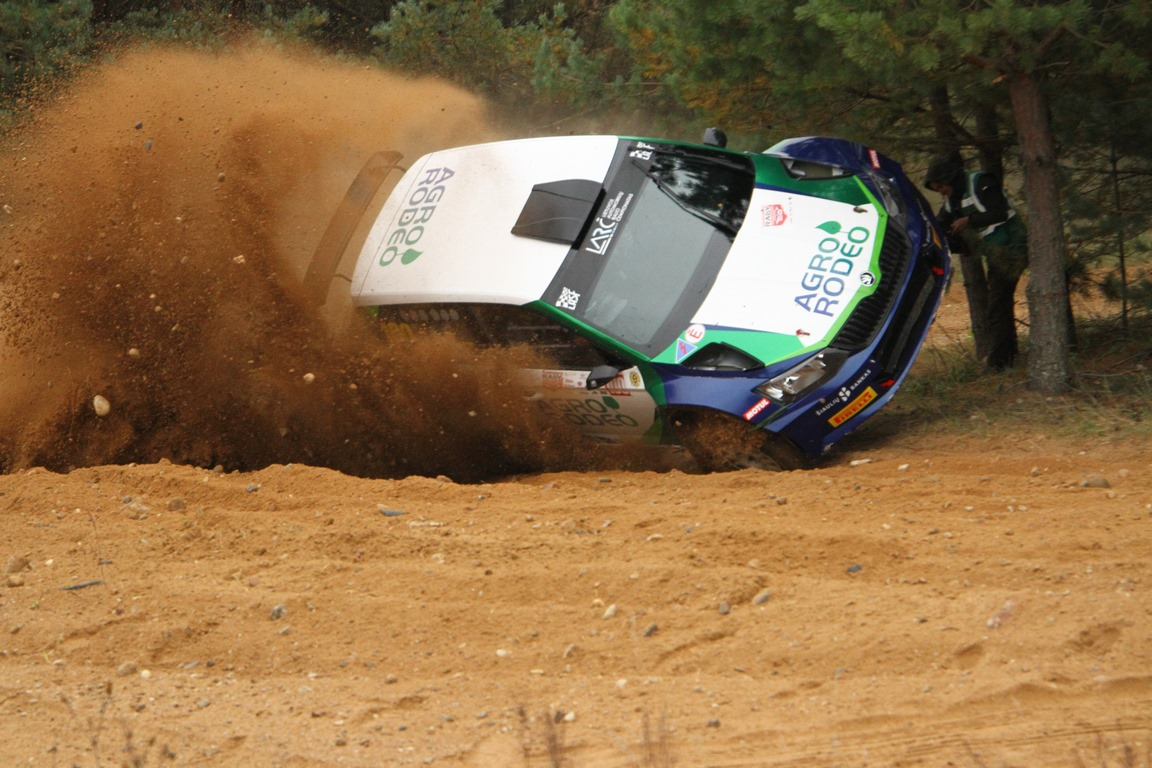 """Lithuanian and Latvian rally seasons will be crowned by """"Rally Aukštaitija 2021"""" uniting two districts"""